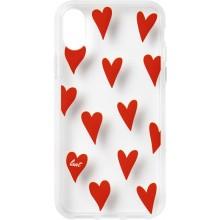 Laut QUEEN OF HEARTS - Etui iPhone Xs / X (Queen of Hearts)