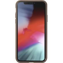 Laut PINNACLE - Etui iPhone XR z prawdziwego drewna (Walnut)