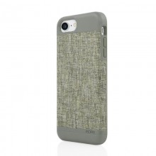 Incipio Esquire Series Wallet Case - Etui iPhone 7 z kieszenią na kartę (Heather Khakii)