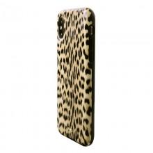 PURO Glam Leopard Cover - Etui iPhone Xs Max (Leo 1)