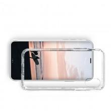 Zizo PC+TPU Case - Etui iPhone X (Clear)