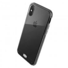 X-Doria ClearVue - Etui iPhone Xs / X (przezroczysty)
