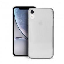 PURO 0.3 Nude - Etui iPhone XR (przezroczysty)