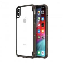 Griffin Survivor Clear - Etui iPhone Xs Max (przezroczysty/czarny)