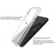 X-Doria ClearVue - Etui iPhone XR (przezroczysty)