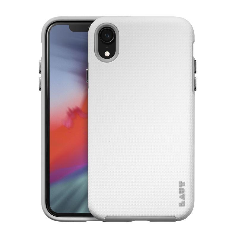 Laut Shield - Etui hybrydowe iPhone XR (White)