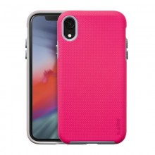 Laut Shield - Etui hybrydowe iPhone XR (Pink)