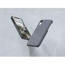 Nordic Elements Original Hel - Drewniane etui iPhone XR (Mid Grey)