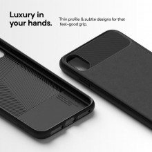 Caseology Vault Case - Etui iPhone Xs Max (Black)
