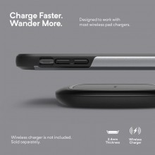 Caseology Legion Case - Etui iPhone Xs Max (Silver)