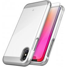 Caseology Savoy Case - Etui iPhone Xs / X (White)