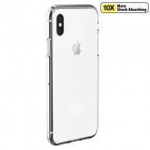 Just Mobile TENC Air Case - Etui iPhone Xs Max (Crystal Clear)