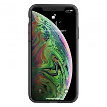 Just Mobile TENC Air Case - Etui iPhone Xs Max (Crystal Black)