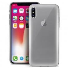 PURO Plasma Cover - Etui iPhone Xs Max (przezroczysty)