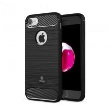 Crong Soft Armour Cover - Etui iPhone 8 / 7 (czarny)