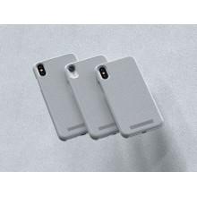 Nordic Elements Original Idun - Materiałowe etui iPhone XR (Light Grey)