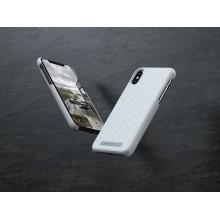 Nordic Elements Original Idun - Materiałowe etui iPhone Xs Max (Light Grey)