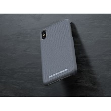 Nordic Elements Original Idun - Materiałowe etui iPhone Xs Max (Mid Grey)