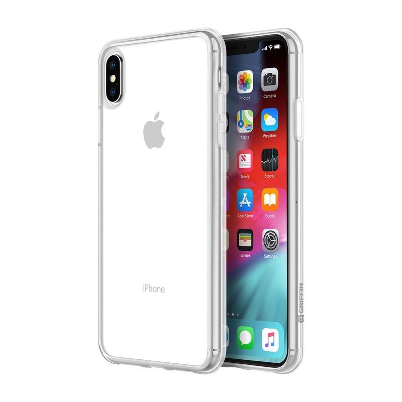Griffin Reveal - Etui iPhone Xs Max (przezroczysty)