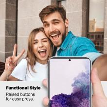 Crong Crystal Slim Cover - Etui iPhone XR (przezroczysty)