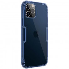 Nillkin Nature TPU Case - Etui Apple iPhone 12 / 12 Pro (Blue)