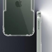 Nillkin Nature TPU Case - Etui Apple iPhone 12 / 12 Pro (Dark Green)