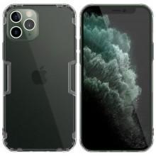 Nillkin Nature TPU Case - Etui Apple iPhone 12 / 12 Pro (Grey)