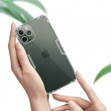 Nillkin Nature TPU Case - Etui Apple iPhone 12 / 12 Pro (White)