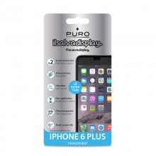 PURO Dwie folie na ekran - iPhone 6s Plus / iPhone 6 Plus