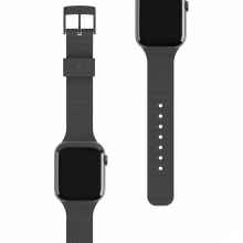 UAG Dot [U] - silikonowy pasek do Apple Watch 38/40 mm (black)