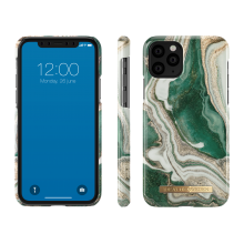 iDeal of Sweden Fashion - etui ochronne do iPhone 11 Pro Max/XS Max (Golden Jade Marble)