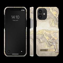 iDeal of Sweden Fashion - etui ochronne do iPhone 12 mini (Sparkle Greige Marble)