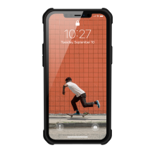 UAG Metropolis LT LTHR ARMR - skórzana obudowa ochronna do iPhone 12 Pro Max (brązowa)