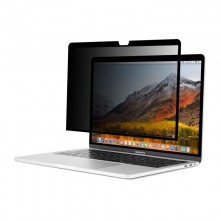"""Moshi Umbra - Folia ochronna na ekran MacBook Pro 13"""" (2020/2018/2017/2016) / MacBook Air 13"""" Retina z filtrem prywatyzującym (c"""