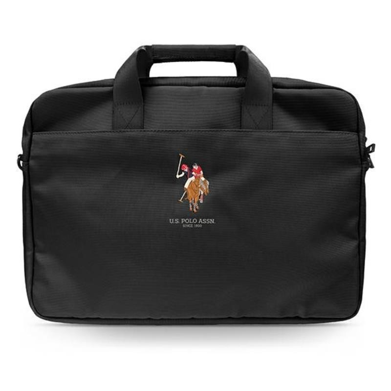 """US Polo Assn Computer Bag – Torba na notebooka 15"""" (czarny)"""