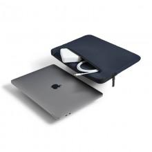 "Incase Compact Sleeve in Flight Nylon - Pokrowiec MacBook Pro 13"" (M1/2020-2016) / MacBook Air 13"" (M1/2020-2018) (granatowy)"