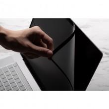 Moshi iVisor AG - Matowa folia ochronna na ekran MacBook Pro 16 (Black/Clear Matte)