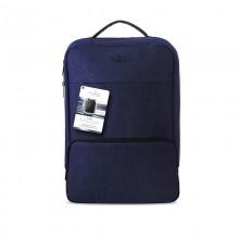 "PURO ByMe - Plecak na laptopa 15.6"" (jeans)"