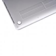 """PURO Clip On - Obudowa Macbook Pro 13"""" (M1 / 2020) (przezroczysty)"""