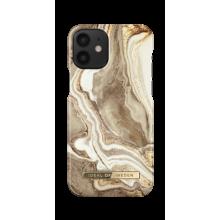 iDeal of Sweden Fashion - etui ochronne do iPhone 12 Mini (Golden Sand Marble)
