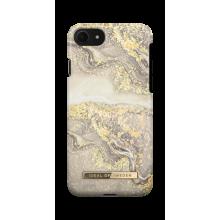 iDeal of Sweden Fashion - etui ochronne do iPhone 8/7/6/6s/SE (Sparkle Greige Marble)