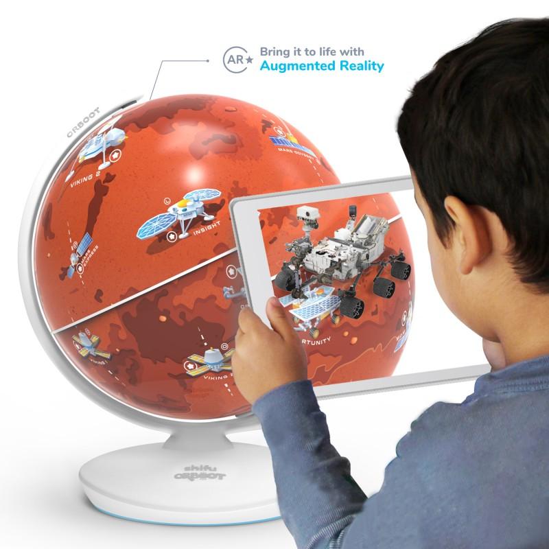 Shifu Orboot Mars - interaktywny globus edukacyjny