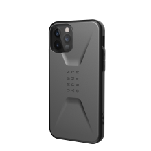 UAG Civilian - obudowa ochronna do iPhone 12/12 Pro (Silver)