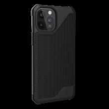 UAG Metropolis LT FIBRARMR - obudowa ochronna do iPhone 12 Pro Max (czarna)