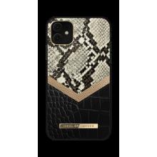 iDeal of Sweden Atelier - etui ochronne do iPhone 11/XR (Midnight Python)