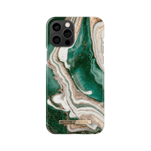 iDeal of Sweden Fashion - etui ochronne do iPhone 12 Pro Max (Golden Jade Marble)