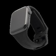 UAG Scout - pasek do Apple Watch 42/44mm (czarny)