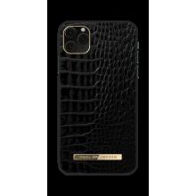 iDeal of Sweden Atelier - etui ochronne do iPhone 11 Pro/XS/X (Neo Noir Croco)