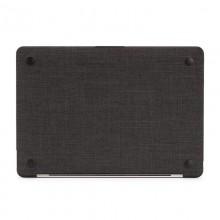 "Incase Textured Hardshell in Woolenex - Materiałowa obudowa MacBook Air 13"" Retina (M1/2020) (grafitowy)"