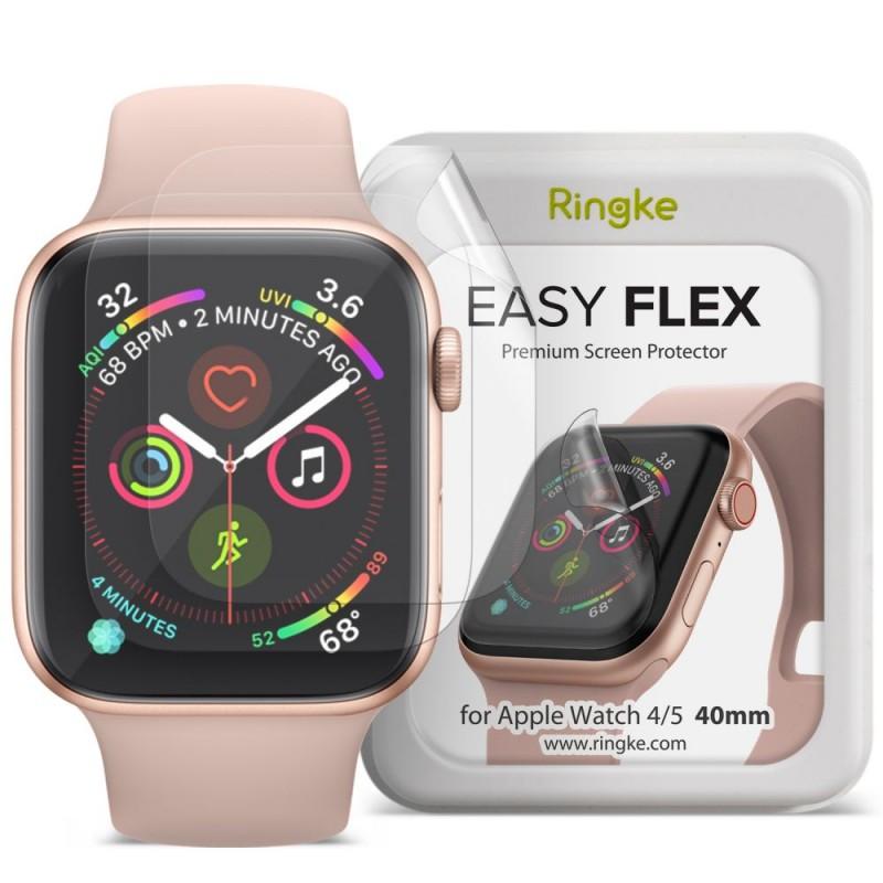 FOLIA OCHRONNA RINGKE EASY FLEX APPLE WATCH 4/5/6/SE 40MM